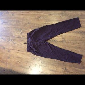 lululemon athletica Pants - On the Fly Pant EUC